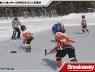 ポンドホッケー選手権2012 in 阿寒湖